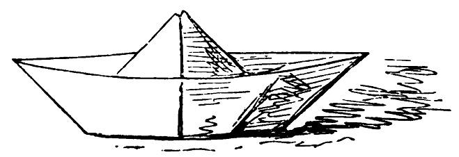Paper Boat #1