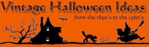 Click here for Vintage Halloween Ideas