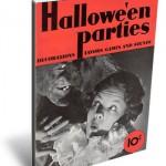 1935 Dennison's Halloween Parties Magazine