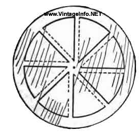 pinion wheel windmill diagram