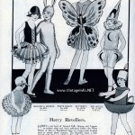 Children's Halloween Costume Ideas 1920's http://vintageinfo.net/childrens-halloween-costumes-from-the-1920s/ #halloweencostume #vintagehalloween