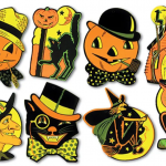 Beistle Vintage Halloween Decorations Reproductions
